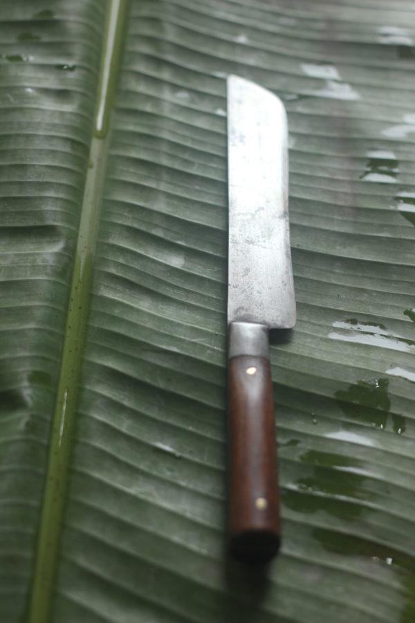Flexible Utility KnifeSteel Bolster